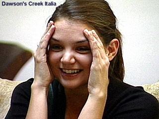 Katie Holmes Dawsoncreek Pictures on Cantastorie Indubbiamente Un Novembre Movimentato Per Katie Holmes L